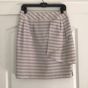Baraschi Striped Skirt